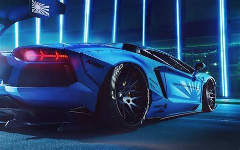 Scarica Sfondi Lamborghini Aventador, Di Ottimizzazione