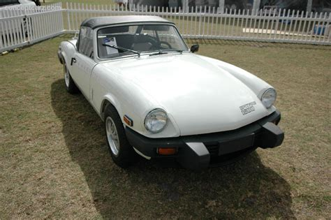 1980 triumph spitfire 1500 chassis number tfvdw6at009157 27 of 31