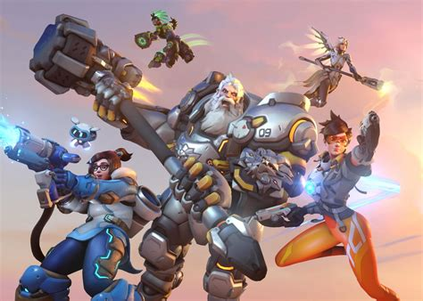 Overwatch 2 Release Details Seemingly Leaked By