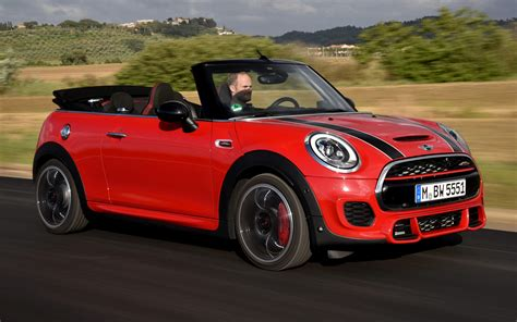 mini john cooper works cabrio wallpapers  hd