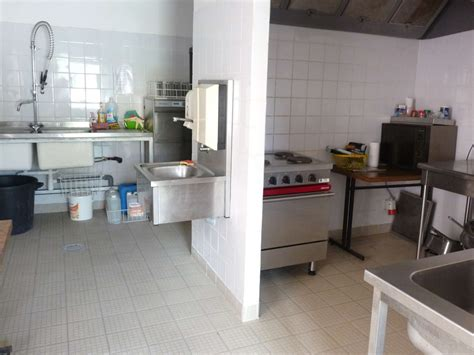 organisation cuisine professionnelle réception 50 personnes salle hébergement en normandie