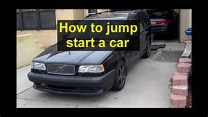 How To Properly Jump Start A Car That Has A Dead Battery
