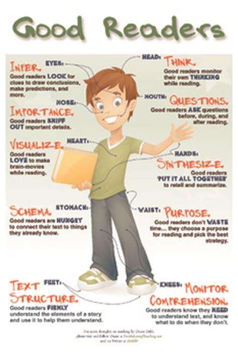 good reader poster    love  teaching blog tpt
