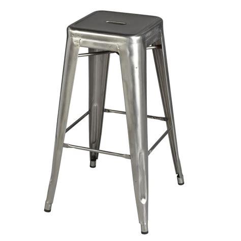 chaise de bar tolix tabouret industriel pas cher