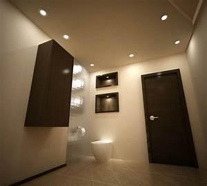 Bad Beleuchtung Decke : moderne badbeleuchtung tendenzen bei der badbeleuchtung badezimmer beleuchtung 104 moderne ~ Indierocktalk.com Haus und Dekorationen