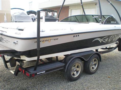 Malibu Boats North Carolina by 2002 Malibu Wakesetter 23 For Sale In Greensboro North