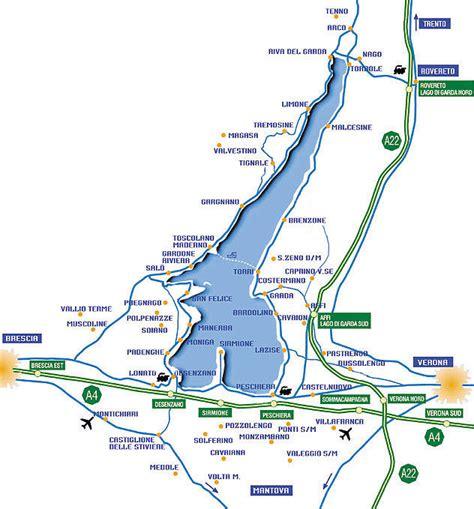 Gardasee Karte Download