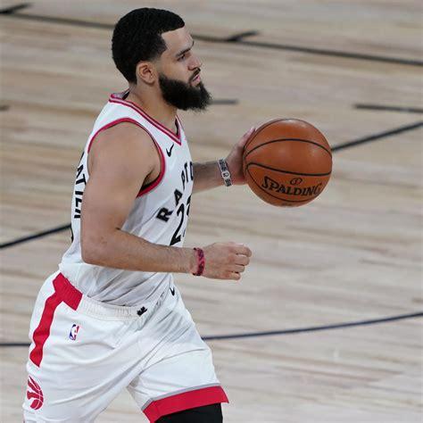 NBA Free Agents 2020: Latest on Fred VanVleet, DeMar ...