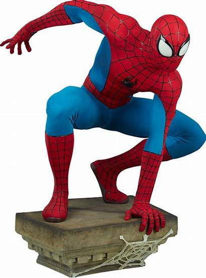 Spider Sideshow Collectibles Marvel Legendary Scale Figure