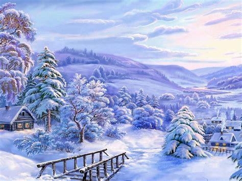 Download Wallpaper,landscape, Winter 98736 : Wallpapers13.com