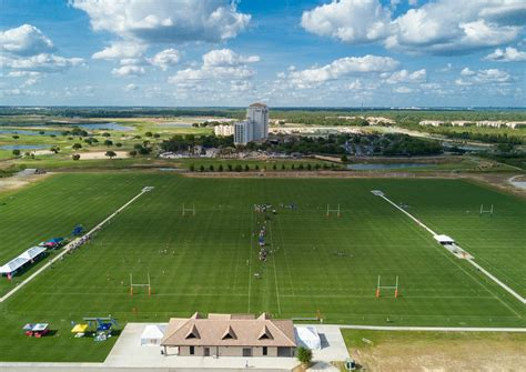 the best soccer complex locations in florida zee