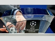Fixtures for the 201718 Champions League QuarterFinals