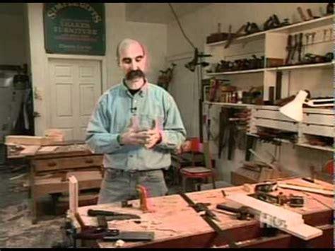 shaker furniture maker youtube