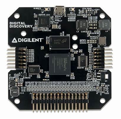 Discovery Digital Digilent Element14 Saleae Speed Documentation