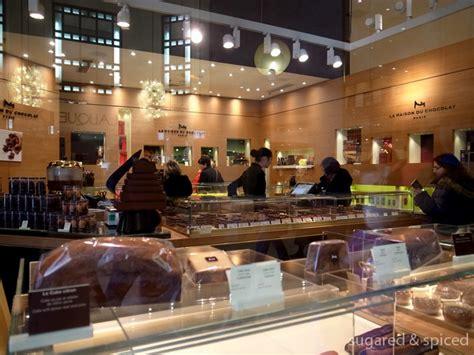 la maison du chocolat nanterre la maison du chocolat sugared spiced