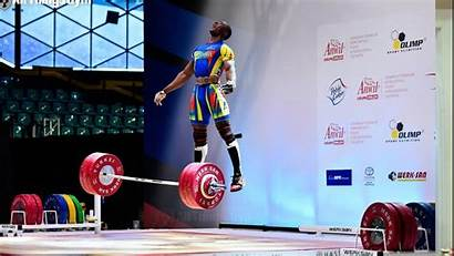 Powerlifting Lifting Weight Olympic Weightlifting Training Wallpapers