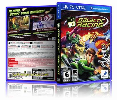 Vita Ps Racing Case Galactic Ben Playstation