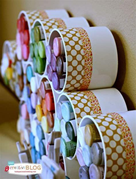 clever craft room organization ideas