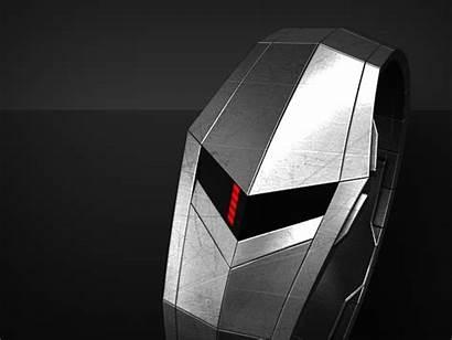 Led Concept Futuristic Volt Watches Samuel Jerichow