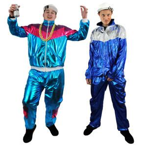 adults tracksuit   costume shell suit chav scouser