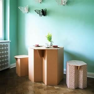 Tisch Aus Pappe : hocker aus pappe originelle vorschl ge ~ Sanjose-hotels-ca.com Haus und Dekorationen