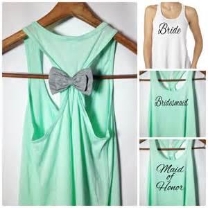 bridesmaid shirt bridal tank tops bridesmaid tank top by bridalblisscouture