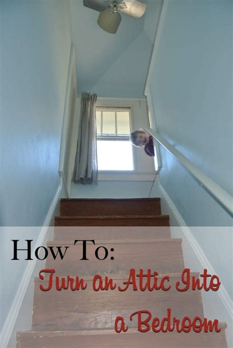 how to turn a small bedroom into a dressing room how to turn an attic into a bedroom the craftsman blog 21355 | how to turn an attic into a bedroom 1
