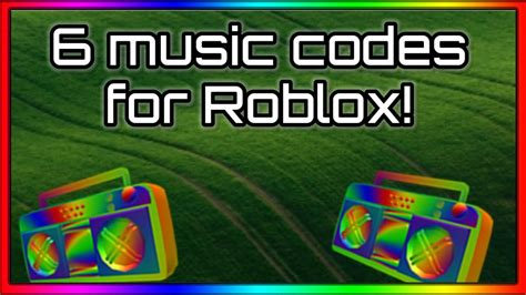 Various music codes are listed below for roblox players to play a number of songs in the game. 6 working Roblox music codes! (June 2020) (Part 1 of 2020 series) - YouTube