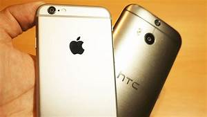 iPhone 6 vs HTC One M8 - Yes, I switched back - YouTube