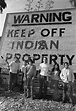 alcatraz 1969 - Google Search | American indians, Native ...
