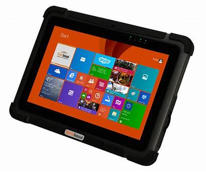 Tablet Rugged Windows Mobiledemand T1400 Tablets Thin