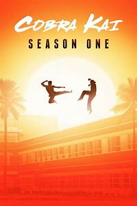Cobra Kai  Season 1  2018   U2014 The Movie Database  Tmdb