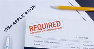 Application documents required for canadian immigration for Documents required for canada pr