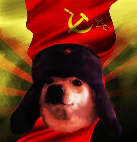 Mans Best Comrade