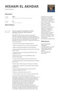 procurement category manager resume category manager resume sles visualcv resume sles database