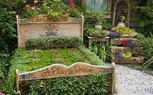 Whimsical Gardens Designs Whimsy Pinterest