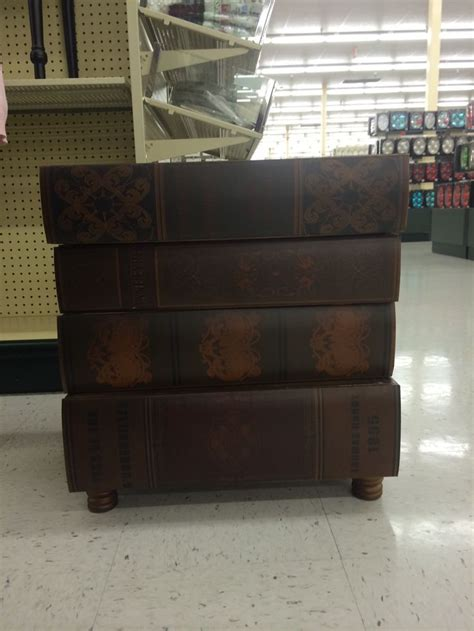 hobby lobby stack  books side table  book