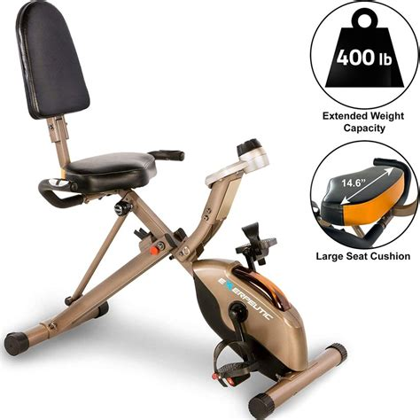 Best Recumbent Bike For Seniors 2020   Recumbent Exercise Bike