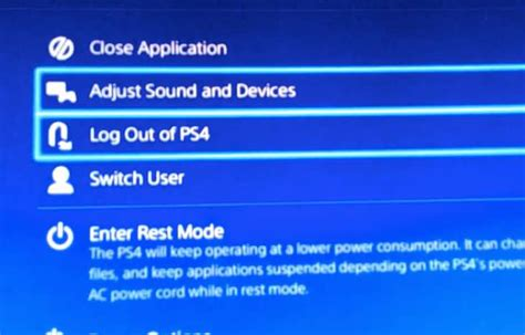 Ps4 Suspend Resume Power Consumption by Ps4 2 50 Suspend Resume Load Time For Gta V Product Reviews Net