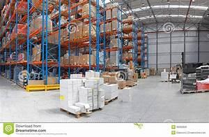Distribution Center Royalty Free Stock Image - Image: 36202826