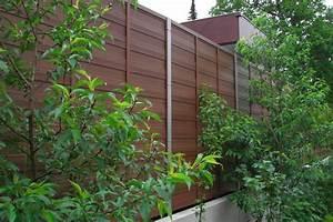 Immergrüne Kletterpflanze Für Zaun : schallschutz garten schallschutz l rmschutz reflektierend ~ Michelbontemps.com Haus und Dekorationen