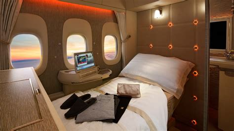 Inside Emirates' Glamorous New First-Class Suites | Condé ...