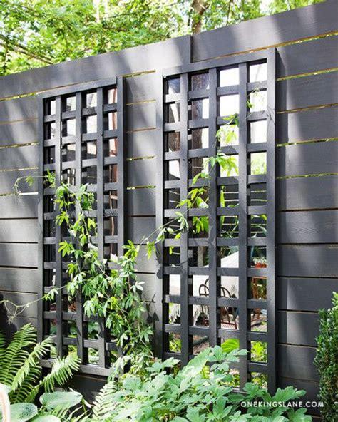 25 best ideas about outdoor mirror on garden