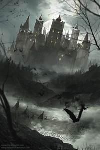 Dark Castle by HeliacWolf on DeviantArt