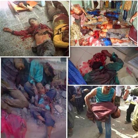 Afrah Nassers Blog Graphic 10 Dead In Army Shelling Of