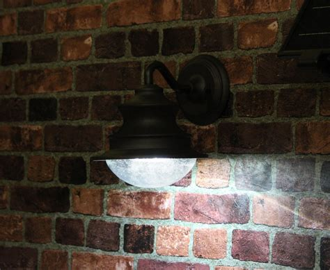 interesting ancient outdoor mount on the wall lighting
