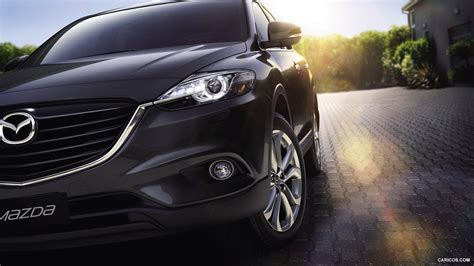 Mazda Cx 9 Wallpapers by 2013 Mazda Cx 9 Front Hd Wallpaper 5 1920x1080
