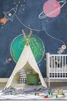 Kinderzimmer Weltraum Dekoration by Kinderzimmer F 252 R Kleine Astronauten Babyzimmer