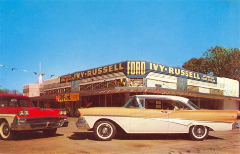 Old Ford Dealerships?   Historic Houston   HAIF   Houston