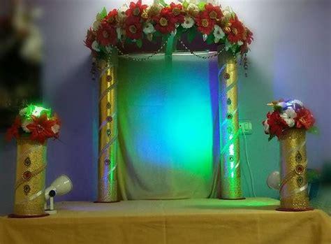 Garden Decoration For Ganpati by 41 Best Images About Ganpati Decoration On